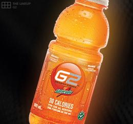 Gatorade G2 Canada